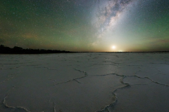 Milkyway at salt lake